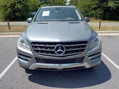 2012 Mercedes-Benz M-Class ML350 4MATIC (Silver Or Aluminum)
