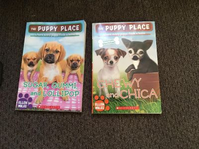 Puppy Place books