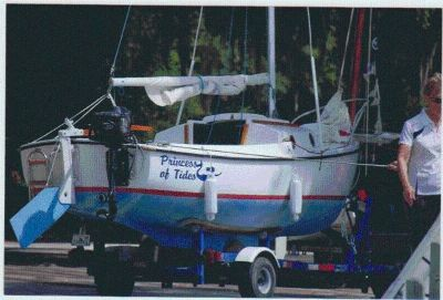 Com-Pac 16 Sailboat
