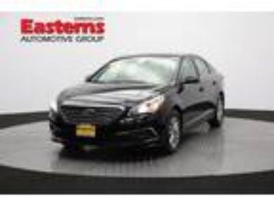 Used 2016 Hyundai Sonata Phantom Black, 23.4K miles