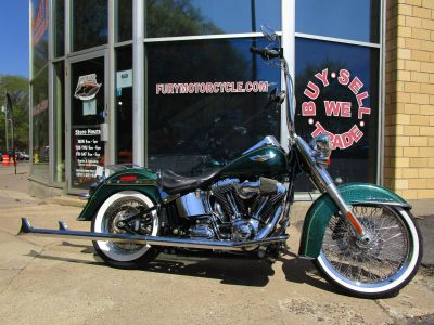 2013 Harley-Davidson Softail Deluxe Cruiser Motorcycles South Saint Paul, MN