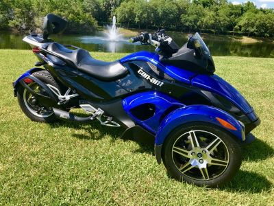 2010 Can-AM Spyder RS ()