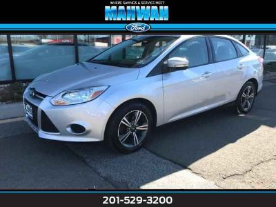 Used 2013 Ford Focus 4dr Sdn