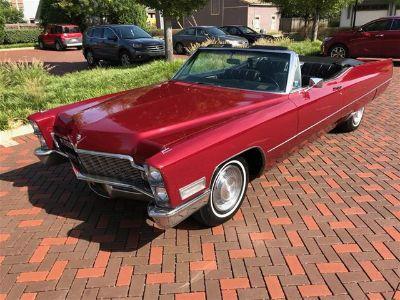1968 Cadillac Series 62