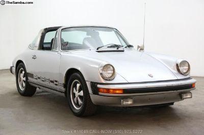 1974 Porsche 911S Targa