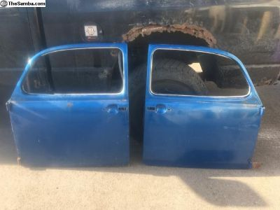 71 super beetle doors