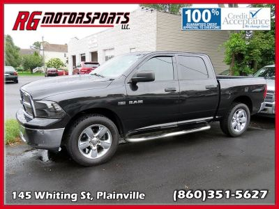 2009 Dodge RSX Laramie (black)