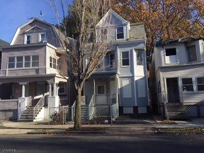 4 Bed 1 Bath Foreclosure Property in East Orange, NJ 07017 - N 17th St