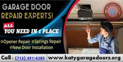 Instant Garage Door Repair & Installation Services Katy | TX | 77450