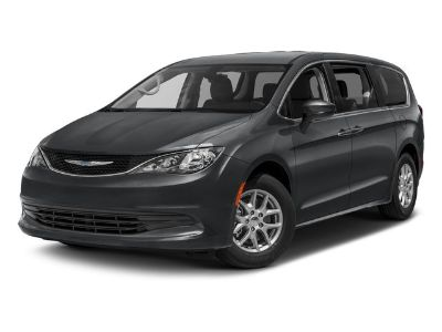 2017 Chrysler Pacifica Touring (Granite Crystal Metallic Clearcoat)