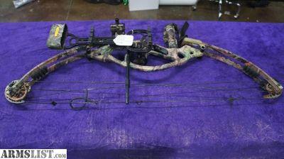 For Sale: Reflex Excursion Compound Bow
