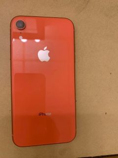 iPhone XR *New* Coral