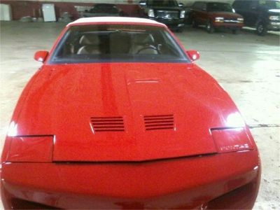 1992 Pontiac Firebird Trans Am (Bright Red)