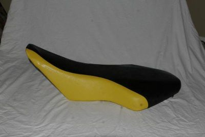 Purchase Suzuki LTR450 Black n Yellow MotoGHG Seat Cover #ghg1786scptbk1786 motorcycle in Chandler, Arizona, US, for US $29.99