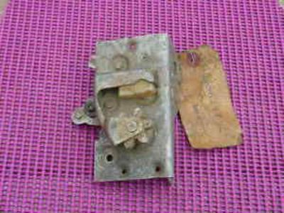 Find 1964 65 66 67 Plymouth Dodge B-body NOS MoPar Left DOOR LOCK LATCH Fury Coronet motorcycle in Fairmount, Georgia, United States, for US $195.00