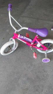 "12"" little girl bike"