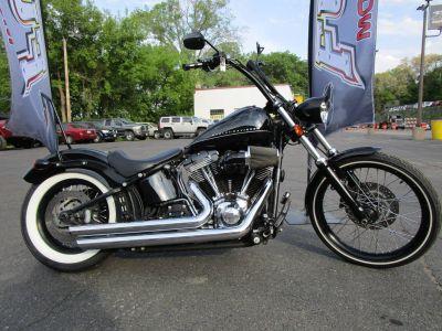 2012 Harley-Davidson Softail Blackline Cruiser Motorcycles South Saint Paul, MN
