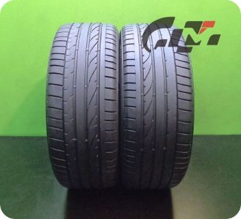 Find 2 Bridgestone Tires 205/45/17 Potenza RE050A RunFlat No Patches OEM BMW #37331 motorcycle in Pompano Beach, Florida, United States, for US $500.00