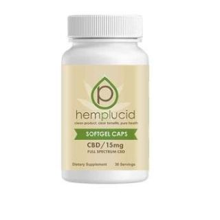 Hemplucid Soft Gel Cbd