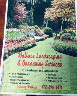 Landscaping & General Repair Services