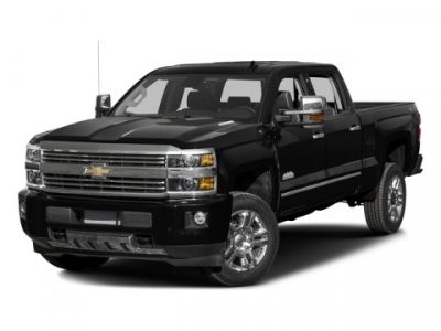 2017 Chevrolet Silverado 2500HD High Country (Summit White)