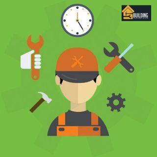 Building maintenance repair  Service