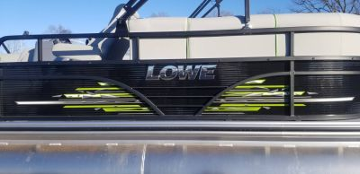 2019 Lowe SS210 WT TL W/ MERCURY 150L & TRAILER Pontoon Boats West Plains, MO