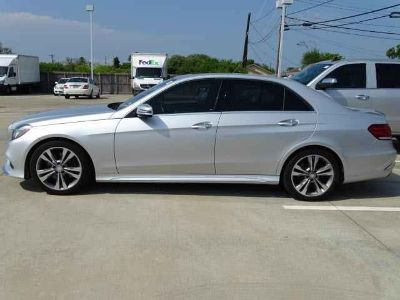 Used 2014 Mercedes-Benz E-Class 4dr Sdn RWD