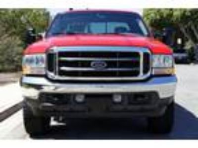 2002 Ford F-250 Automatic