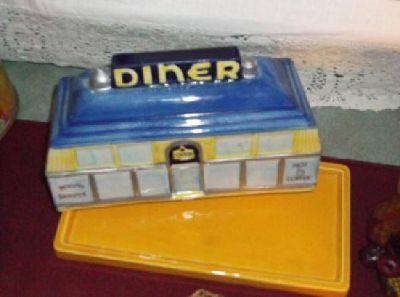 $15 DINER Butter Dish - NEW (SE Boise)
