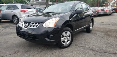 2012 Nissan Rogue S (Black)