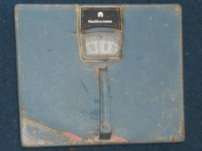 VINTAGE WEIGHT SCALES