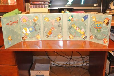 The SIMPSONS The COMPLETE FIRST SEASON Collector's Ed 13 Episodes+Sp Features