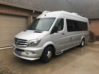 2018 Airstream Interstate Grand Tour EXT