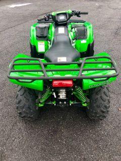 2016 Kawasaki Brute Force 750 4x4i EPS ATV Sport Utility White Plains, NY