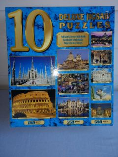Deluxe Jigsaw Puzzles