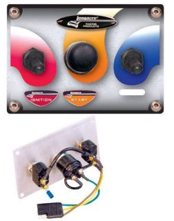 Sell LONGACRE 44671 Weatherproof Start / Ignition Panel w/ Accessory Switch motorcycle in Las Vegas, Nevada, United States, for US $65.92
