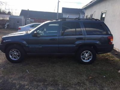 2003 Jeep Grand Cherokee Laredo (Blue)