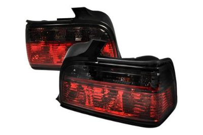 Find New 92-93 BMW 3-Series Euro Tail Lights by Spec-D (LT-E364RG-APC) motorcycle in Walnut, California, US, for US $110.73