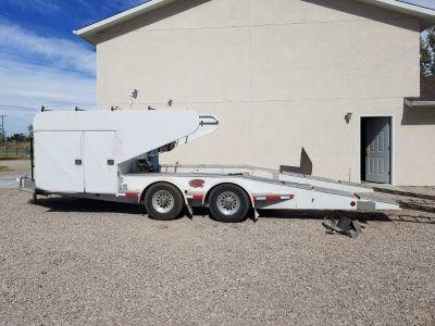 Pete parker/reliable welding ramp over trailer