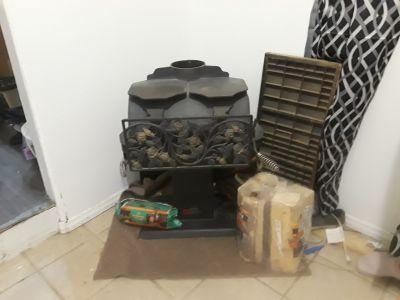 Orrly wood stove