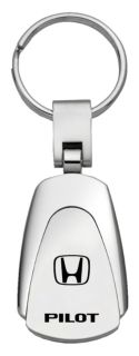 Purchase Honda Pilot Chrome Teardrop Keychain / Key fob Engraved in USA Genuine motorcycle in San Tan Valley, Arizona, US, for US $14.61