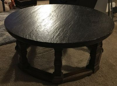 Living Room Round Center table