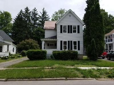 3 Bed 2 Bath Foreclosure Property in Warsaw, NY 14569 - S Maple St