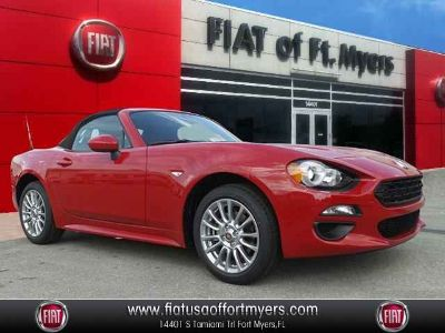 New 2018 FIAT 124 Spider Convertible