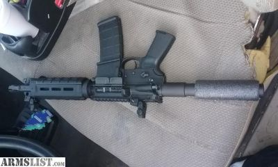 For Trade: AR pistol Trade 556/223