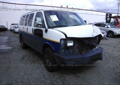 2003 Chevrolet EXPRESS G2500