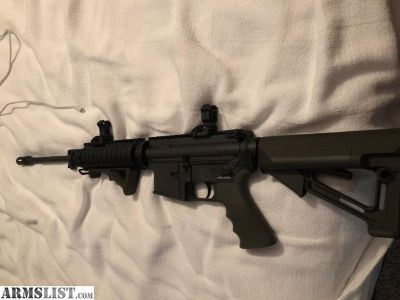 For Trade: Bushmaster AR15