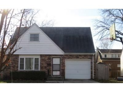 3 Bed 1.5 Bath Foreclosure Property in Joliet, IL 60435 - Schriber Ave