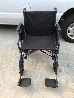 Drive 22 Wide Bariatric Transport chair